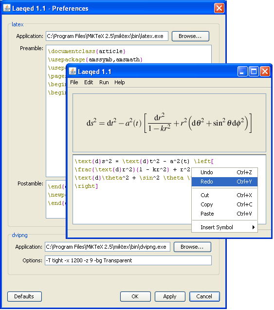MathType-to-Equation - Converting Microsoft Word to LaTeX